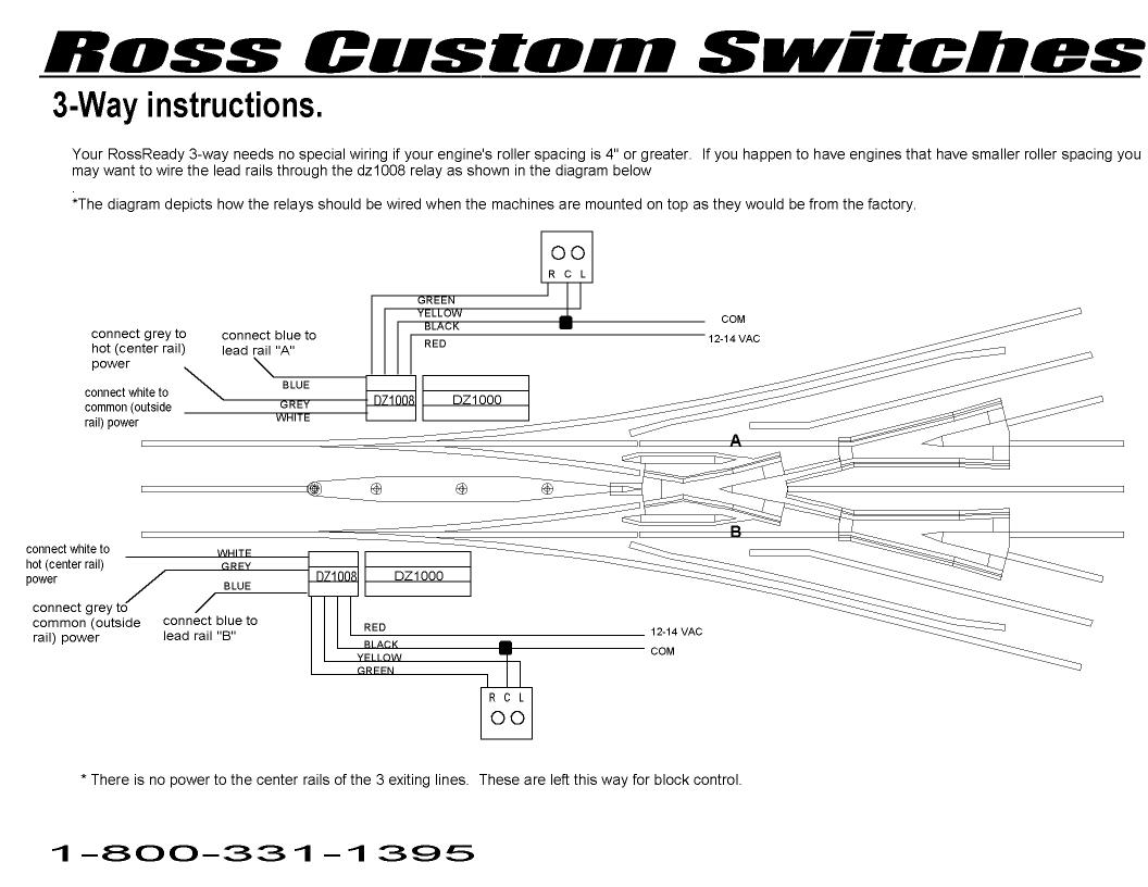 Technical Troubleshoot 4 Way Switches Switch Wiring Alternate 3